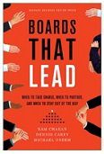 Boards that Lead book