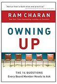 Owning Up book