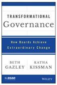 Transformational Governance book