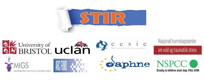 STIR partner logos
