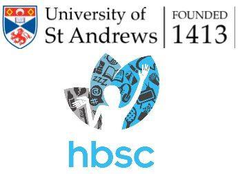 University of St Andrews & HBSC study