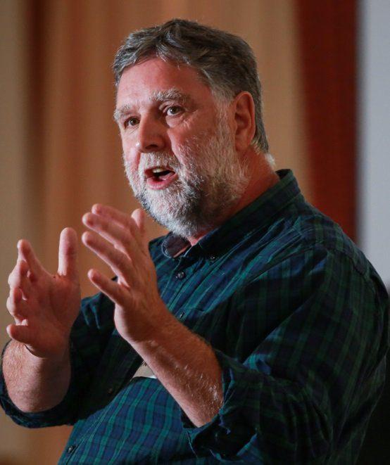 Dr Jim White photo