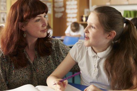 Welfare in schools image