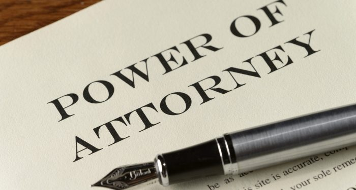 Power of Attorney resized